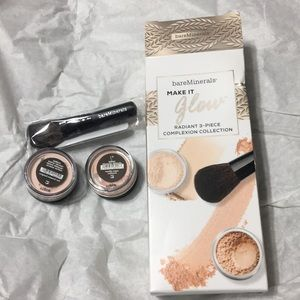 3 piece make up set